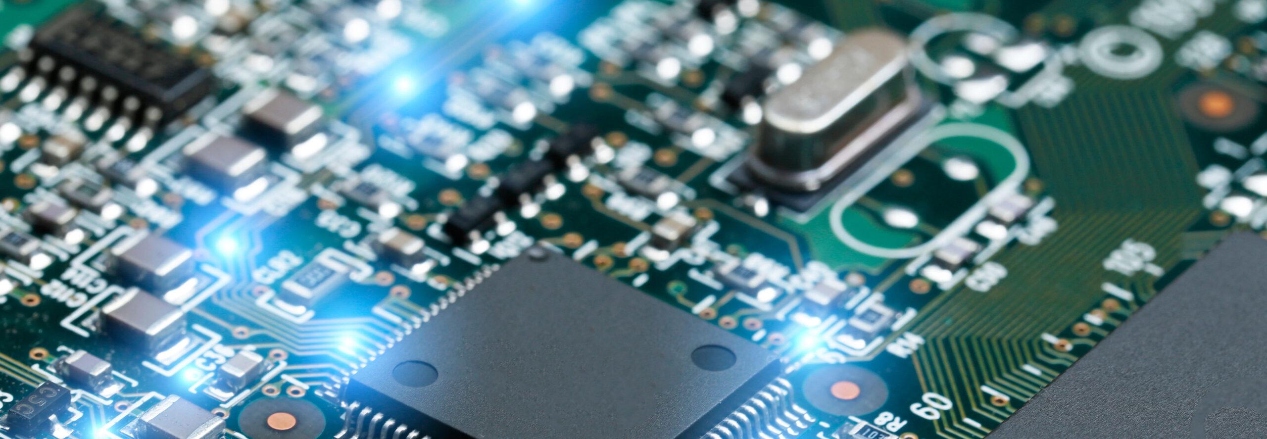 Microchip slider principal deamatic