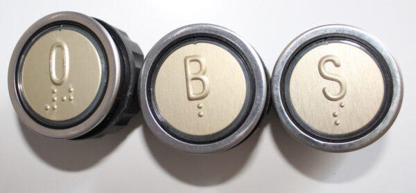 pulsadores de cabina
